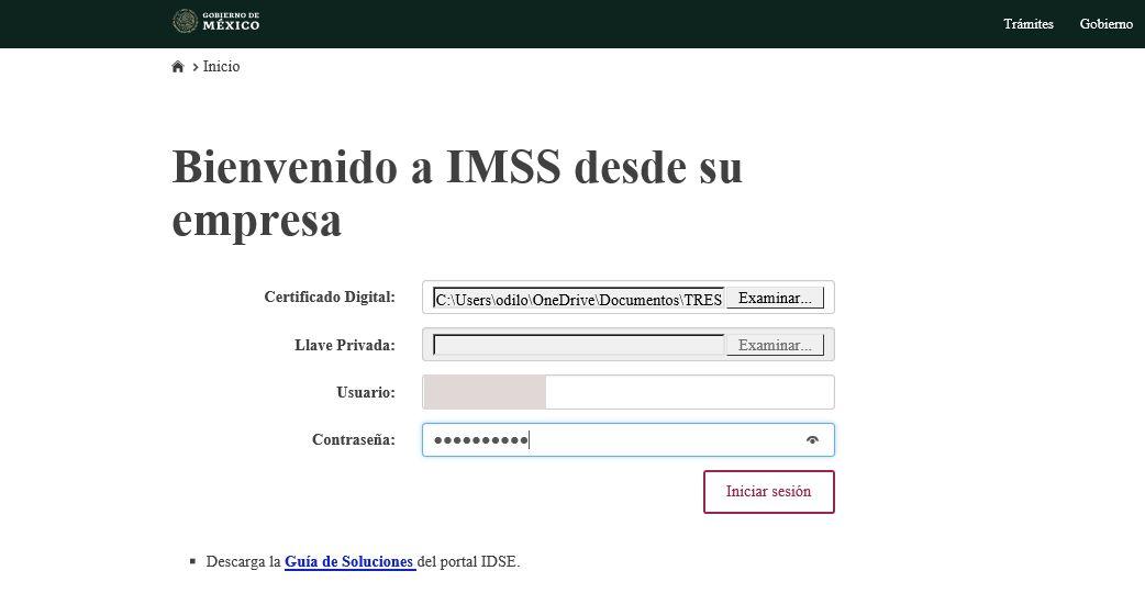 IDSE paso 1