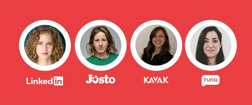 Panel: El secreto de las Linkedin Top Startups   Runa HR